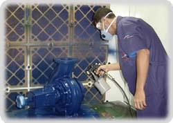 Teste de performance com emissão de certificado alinhamento a laser